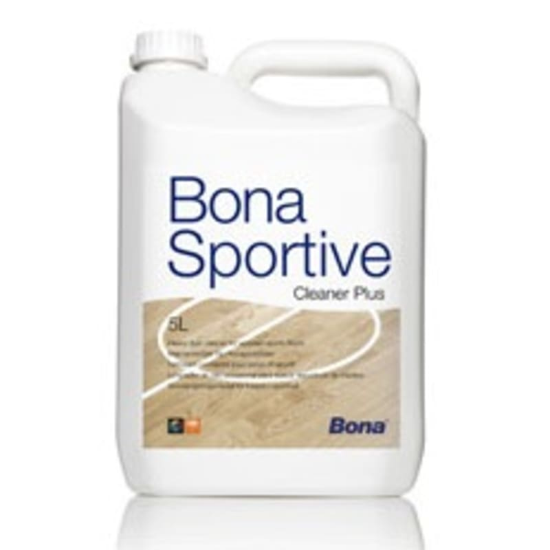Bona Sportive Cleaner Plus (5L) Cleaning