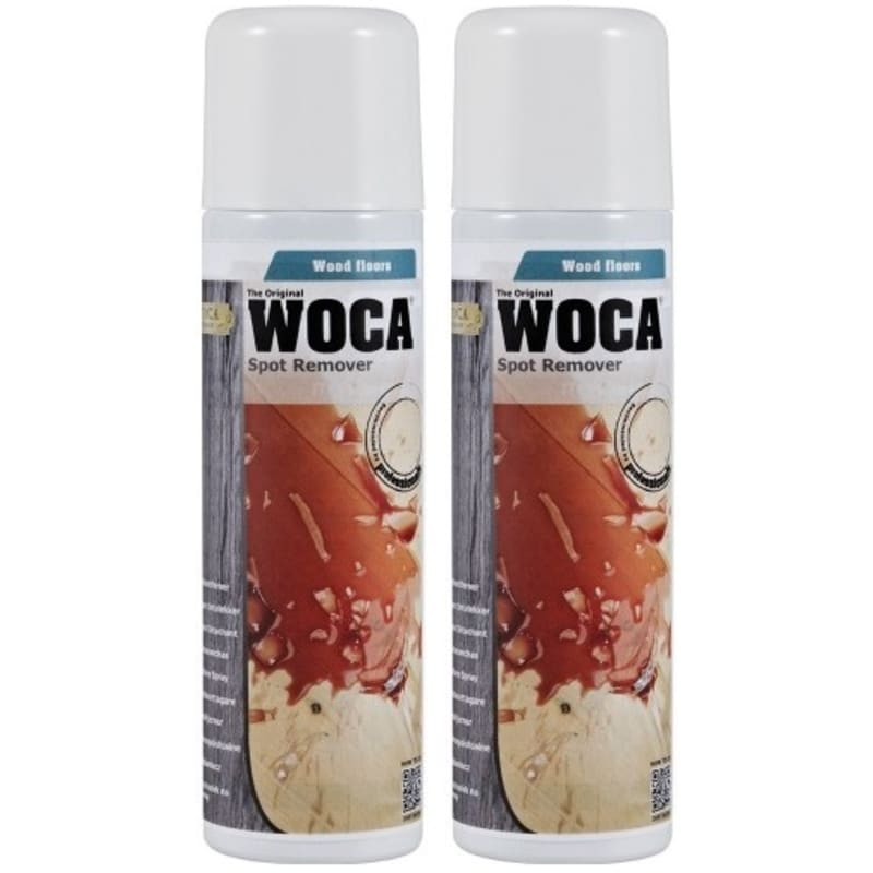 WOCA Spot Remover 0.25L TWIN PACK Oils & Maintenance