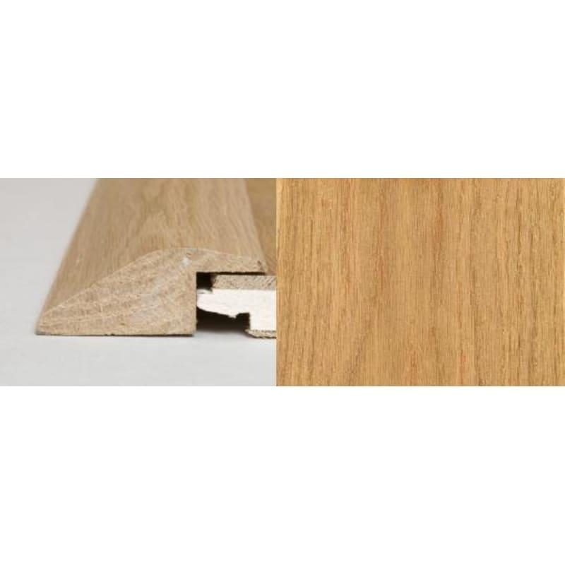Solid Oak Ramp Bar  2 metre Ramp Profile