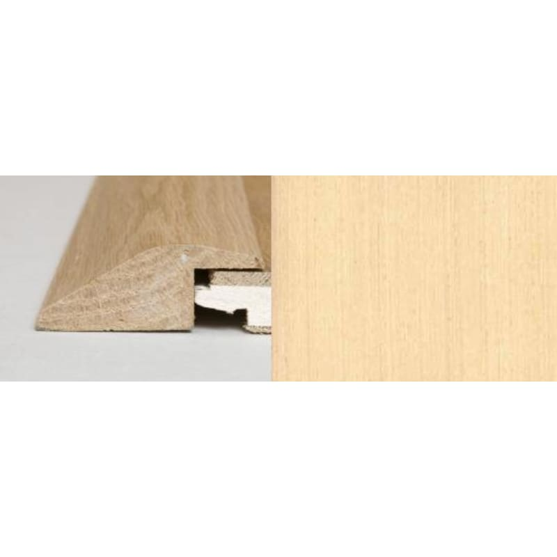 Solid Beech Ramp Bar  2 metre Ramp Profile