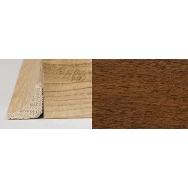 Light Walnut L Quadrant Scotia