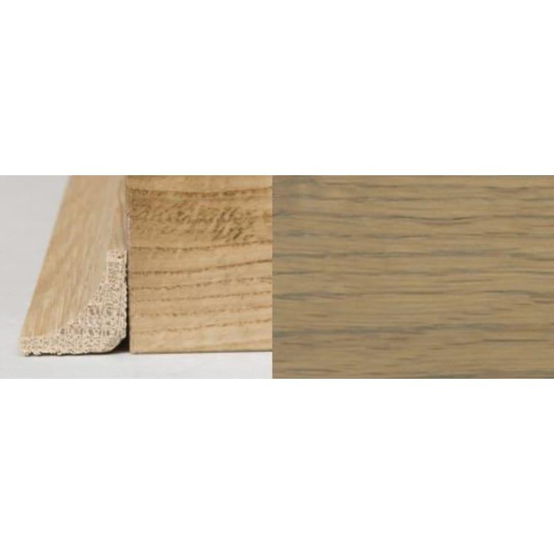 Rustic Grey Stained Oak L Quadrant Scotia