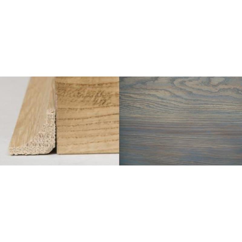 Titanium Grey Stained Oak L Quadrant Scotia