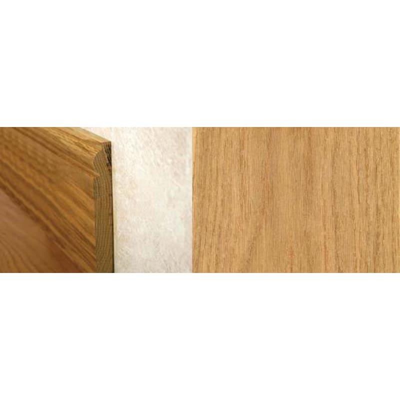 Natural Oak Torus Skirting 2.4mtr Skirting
