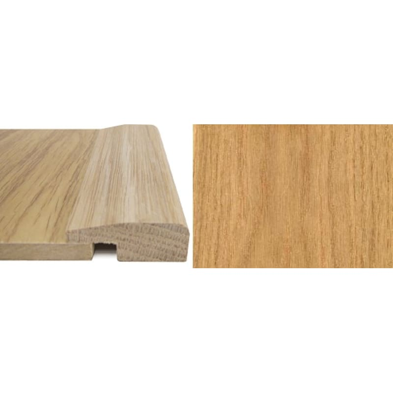 Oak Square Edge Solid Wood 7mm Rebate 2.7 Metre Square Edge