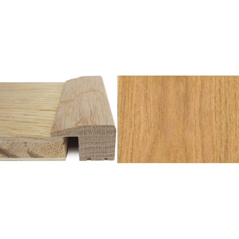 Oak Square Edge Solid Wood 15mm Rebate 2.7 Metre Square Edge