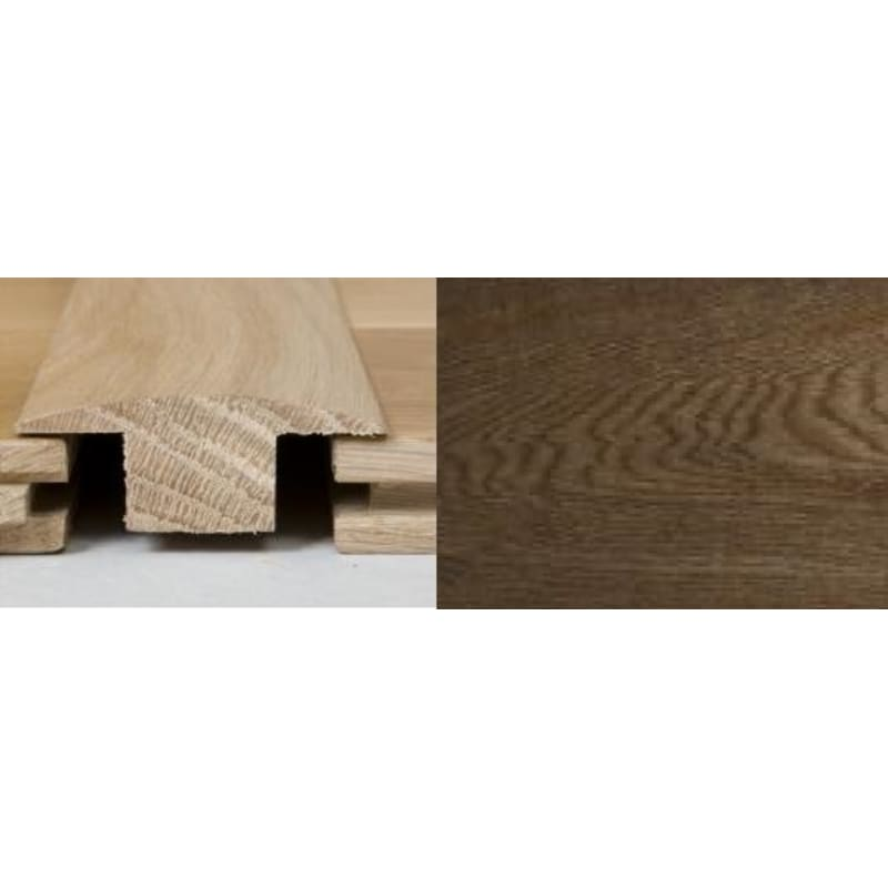 Smoked Oak T-Bar 1 Metre T-Bar