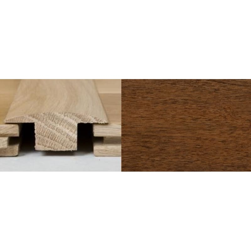 Light Walnut T Bar 2 Metre T-Bar