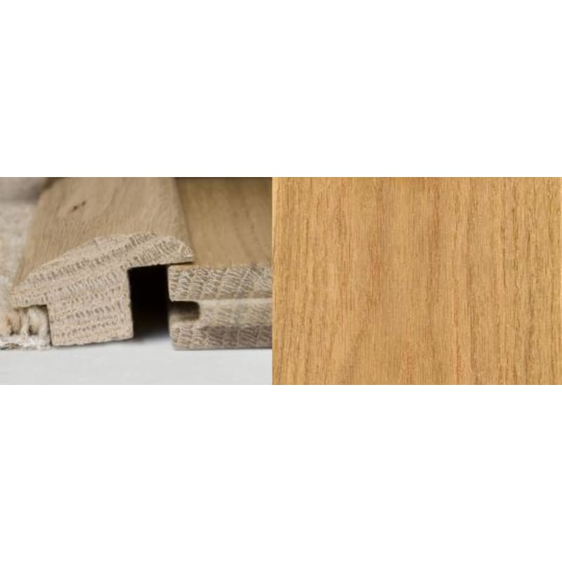 Oak Wood to Carpet 1 metre Wood To Carpet