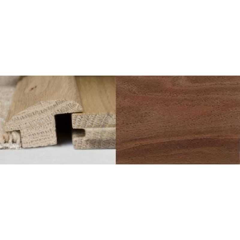 Walnut Wood to Carpet 2 metre Wood To Carpet