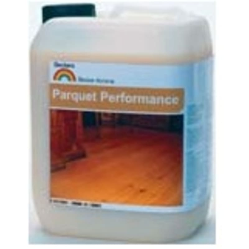 Beckers Parquet Performance SATIN Lacquer 5L Lacquers & Seal