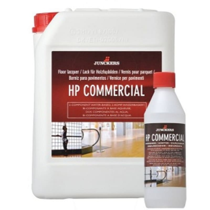 Junckers High Performance Commercial GLOSS 5L Lacquers & Seal