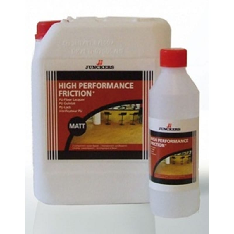 Junckers High Performance Friction+ MATT 5L Lacquers & Seal
