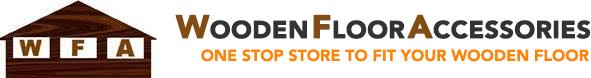 Wooden Floor Accessoires Logo Bottom