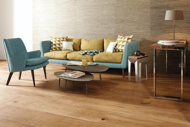 Wide Plank Engineered Floors