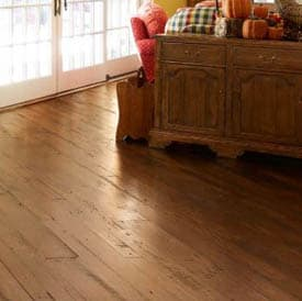Main Image for article Reclaimed Wooden Flooring