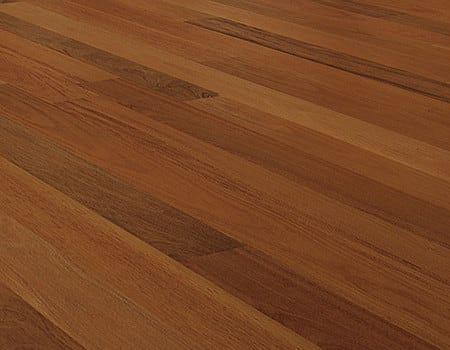 engineered wooden floor made from exotic woods