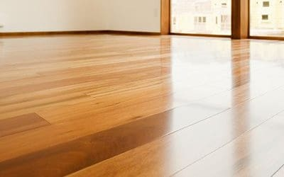 Engineered Hardwood Floor Close up