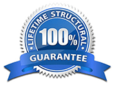 10 year guarantee banner