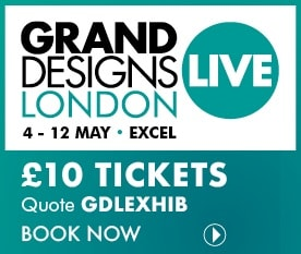 get a discount on grand design live tickets