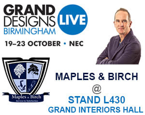 Main Image for article Grand Design Live 2016 2 Week to go