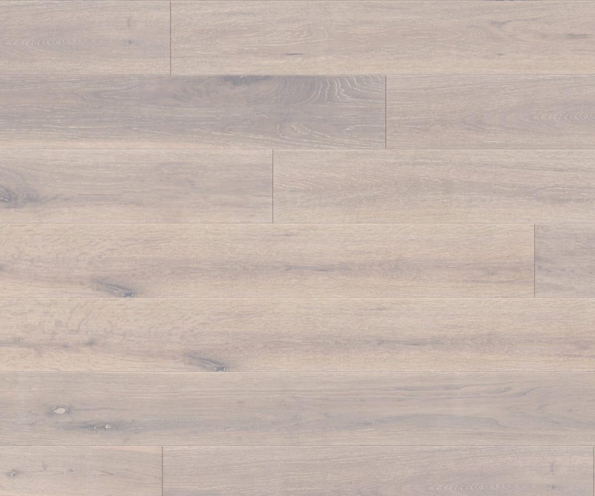 Chamonix Oak Pure White Brushed Lacquered Engineered Oak