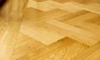 Oak Herringbone Parquet Flooring