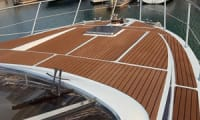 Marine Flooring, use NAVYLAM+ In Narrow Boats and Yachts