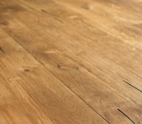 Balmoral Oak Semi Smoked Oiled Heavy Distressed Brushed 290mm Hardwood Flooring