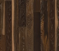 Smoked Stained Oak Brushed Natural Oiled Hardwood Flooring
