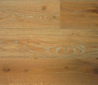 Dolphin Grey Oak Hardwaxed Oiled Engineered Hardwood Flooring