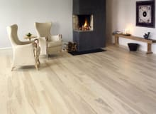 Hardwood Flooring in Home Interior