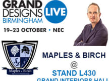 Grand Design Live 2016 2 Week to go