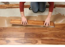 International Wood Flooring show