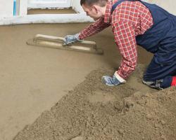 Wood Flooring Screed & Leveller