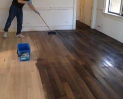 Wood Flooring Stains