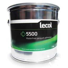 Lecol Rigid Wood Flooring Adhesive 5500 6kg