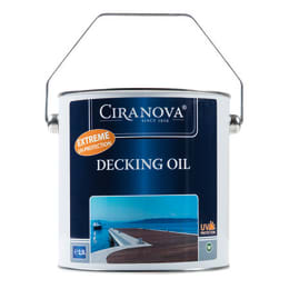 Ciranova Wood Decking Oil Bankirai k 2.5L