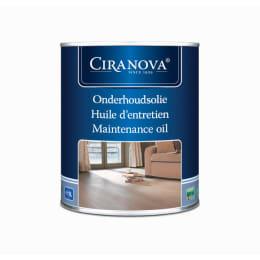 Ciranova Black Wood Flooring Maintenance Oil 1L