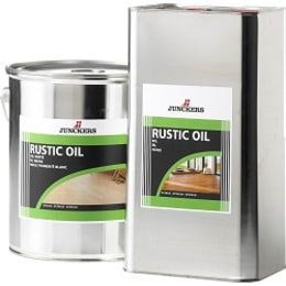Junckers Rustic Wood Flooring Hardening Oil 5L
