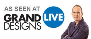 See us at Grand Designs Live 2017