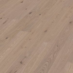 Bampton Oak Extra Rustic Brushed & Natural Oiled Engineered Hardwood Flooring