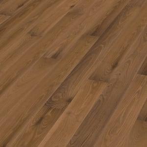 Alton Oak Brushed & Natural Oiled Engineered Hardwood Flooring