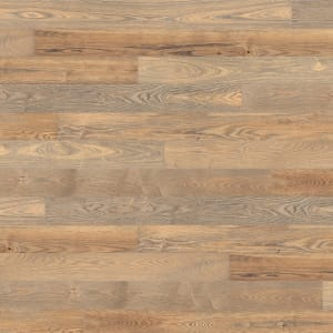 Barrel Ash Heavy Brushed Oiled Engineered Hardwood Flooring
