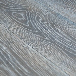 Harbour Grey Oak Brushed & UV Oiled Oak Engineered Hardwood Flooring