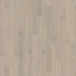 Pearl Oak Hi-Gloss Engineered Hardwood Flooring