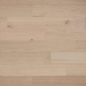 Raw Cotton Oak Bona Lacquered 189mm Engineered