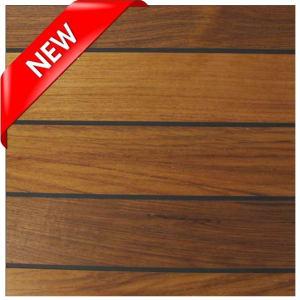 Teak Navylam+ Parquet 64mm Wide Bathroom Wood Flooring