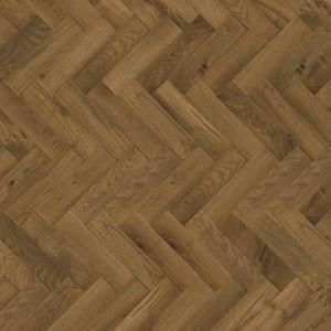 Oak Ripley Herringbone Parquet Block