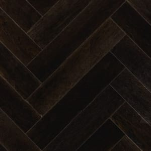 Oak Burnish Brushed Matt Lacquered Engineered Parquet Flooring